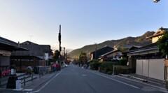 嵯峨嵐山  散策~嵯峨街道の朝