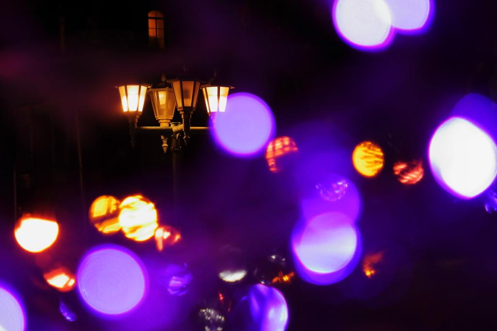 聖夜を灯す