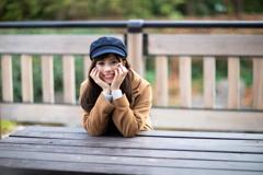 モデル撮影会~初冬