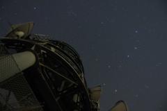 2021.05.03 電波塔と北斗七星
