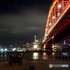 Night view is beautiful city ✨