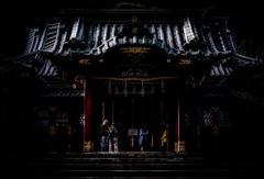 Hakone Shinto shrine