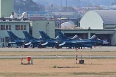 0406_小松基地へ出張訓練中のファイターF-2