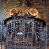 魔の館(?)アニメティックの 暖炉かな