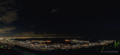 1000万ドルの夜景