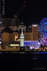 神戸港旧信号所