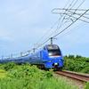 DSC_1307定点撮影 いなほ1号秋田へ