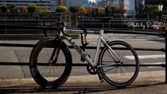 Piste bike of functional beauty