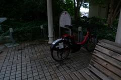 カード決済レンタル自転車