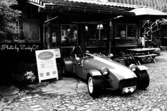 峠の喫茶店