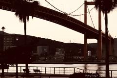 鐡の街  北九州のシンボル