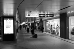 東京駅丸の内地下