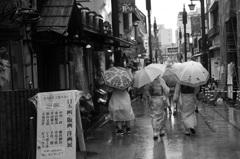 ムーミンの傘