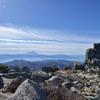 金峰山から臨む富士山