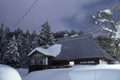雪夜十日町