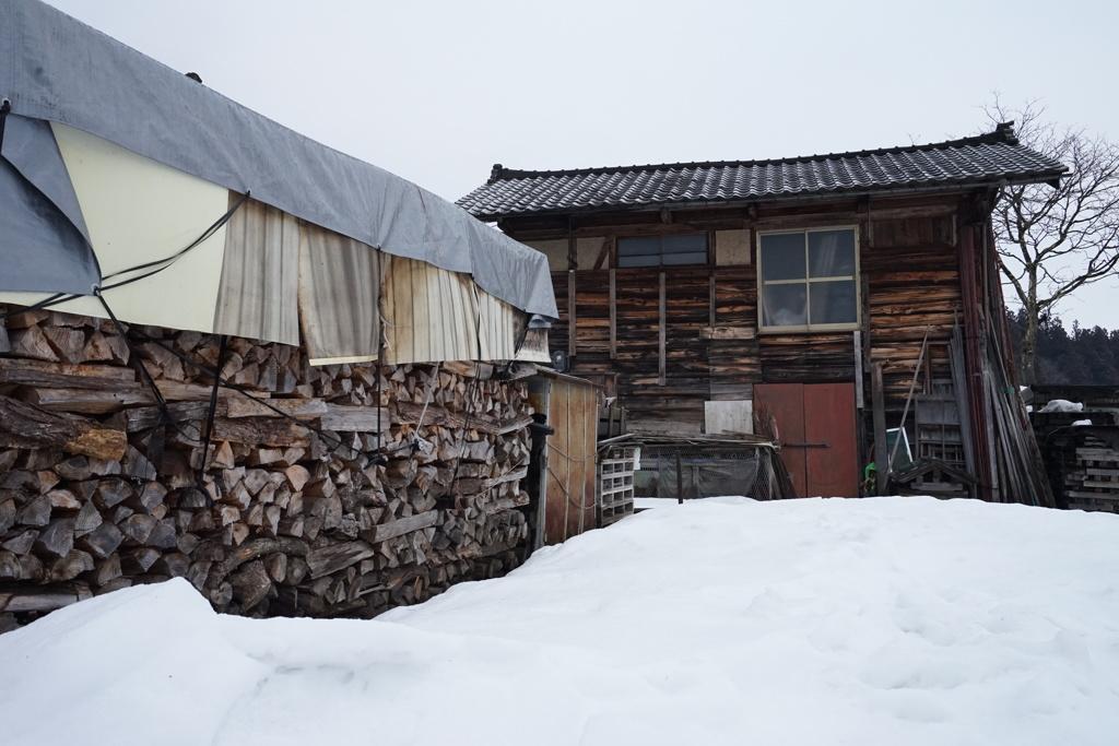 農作業小屋