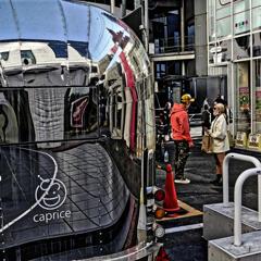 ハロウィンの日の渋谷 2