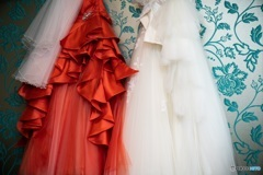 Wedding & Color dresses