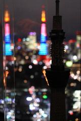 スカイツリー・東京タワーズ・富士3?