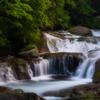 おしどり隠しの滝2