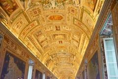 ヴァチカンの天井