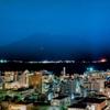 鹿児島市の夜景