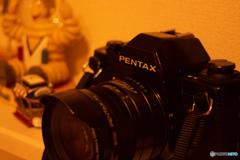 PENTAX LX + FA31mmF1.8AL Limited