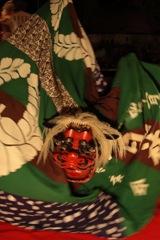 夜神楽ー獅子舞5