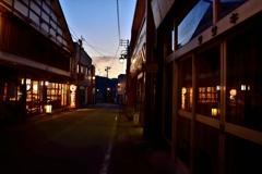こけしの街~夕景~
