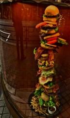 ハンバーガータワー