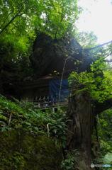 ヨメフォト 「七面山」