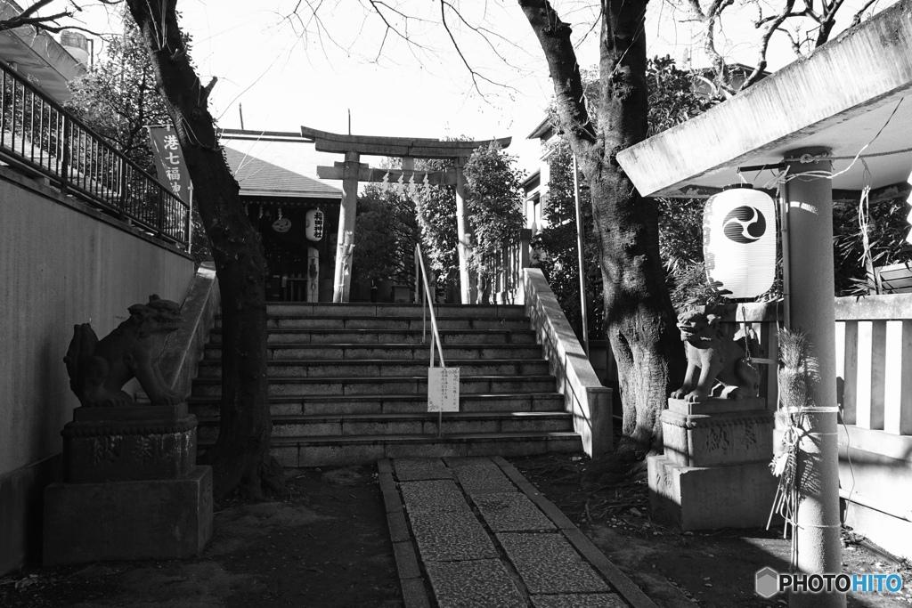 港七福神 櫻田神社