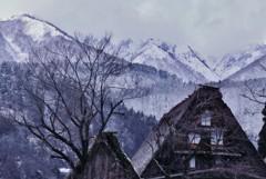 冬のスケッチ