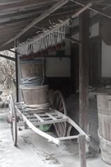 大箸家の納屋