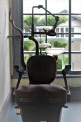 変わらない椅子