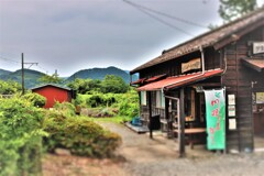 サヨばあちゃんの駅
