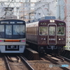 相川駅にて