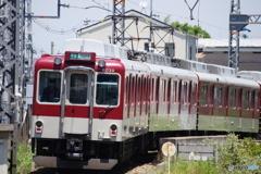 南海河内長野駅にて