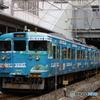 岡山駅にてせとうちトレイン