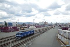 百済貨物ターミナル駅