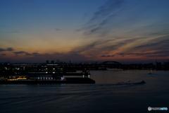 神戸、東雲