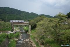 関西本線の風景