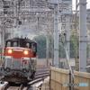 六甲道駅にてDE10