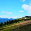 夏の山小屋