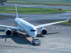 日本航空 A350-941 JA02XJ