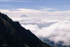 2805 阿弥陀岳登山。#6