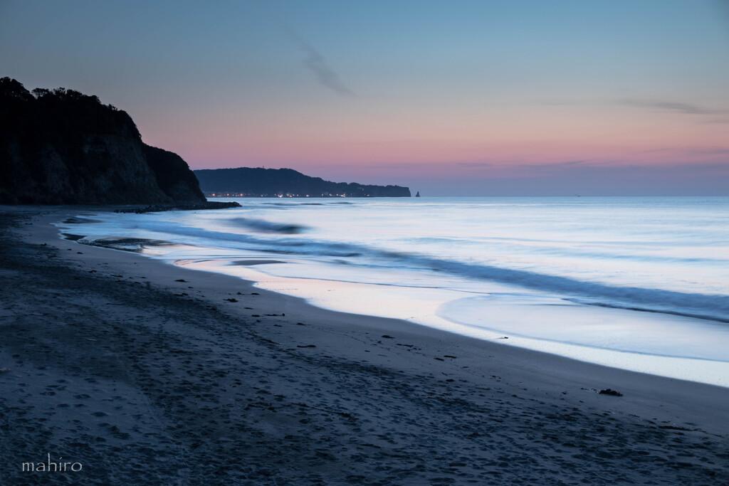 海岸の憩い…#7