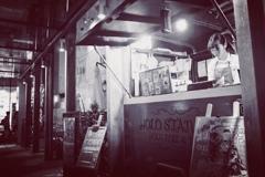屋台カフェ