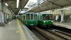 神戸市営地下鉄 妙法寺駅