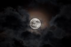 Halloween 'Blue Moon'